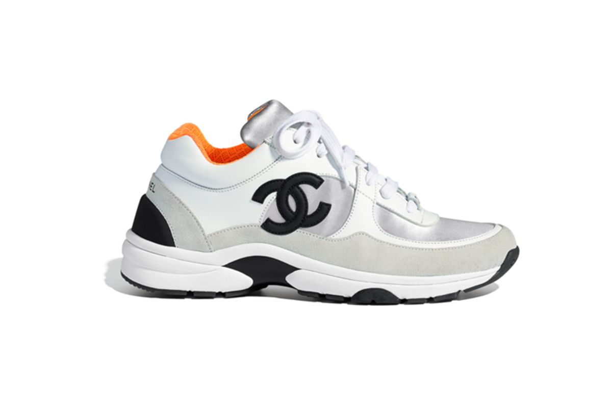 16b6290d002 Chanel Trainer SS18  Release Date