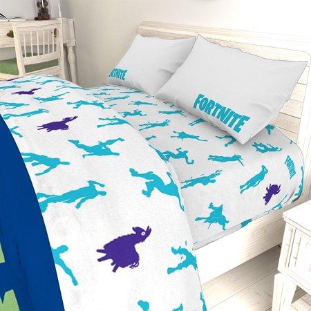 fortnite boogie bedding sheet set