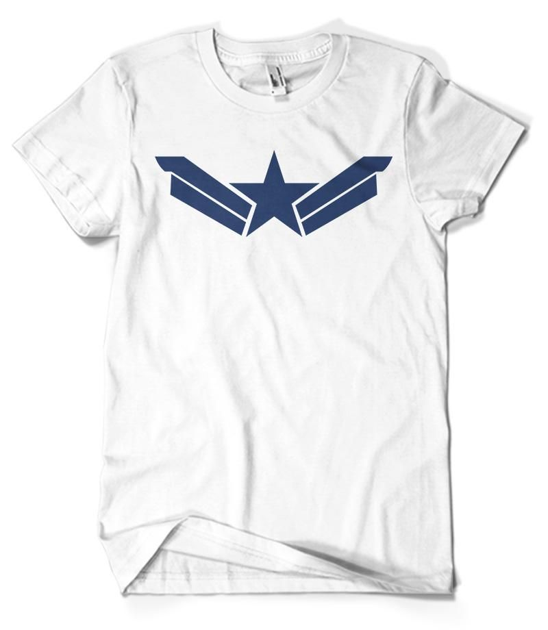 057a2b9a1c31 Captain America T-Shirt Merch official licensed music t-shirt. New States  Apparel Unisex SoftStyle S, M, L, XL, 2XL. FREE SHIPPING to USA, UK and  worldwide.