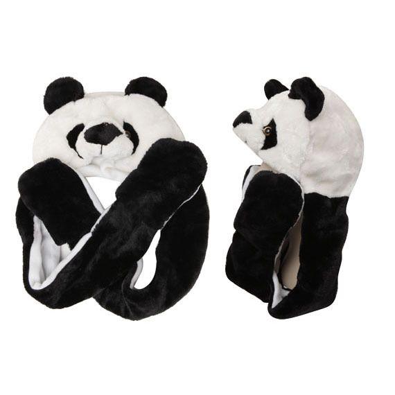 e969d5c024f Panda Bear Animal Hat A113