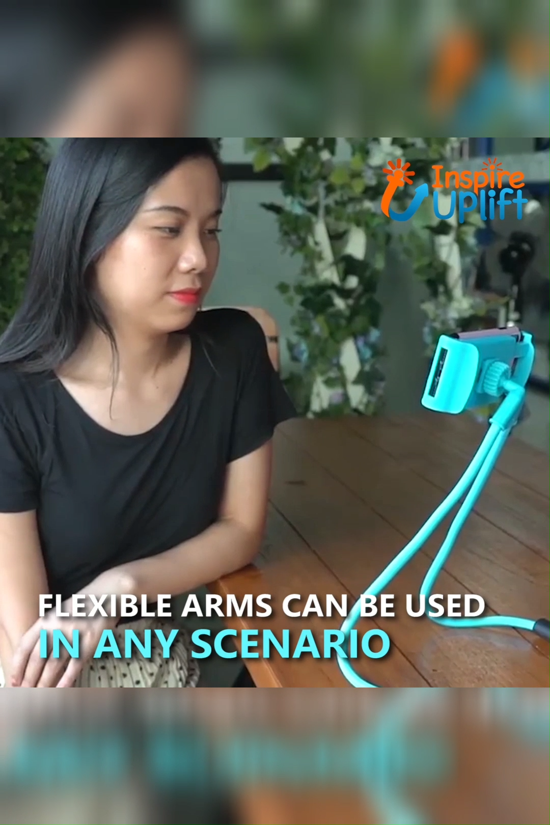Flexible Phone Holder 😍  The Flexible Phone Holder is the perfect device for those who love to relax on the couch or in bed while watching their favorite shows. It also comes in handy for those who need a solution to taking the perfect selfies. Compatible with most modern phones and built with the highest quality materials, the Flexible Phone Holder is soon to become your new best friend!  Currently 50% OFF with FREE Shipping!