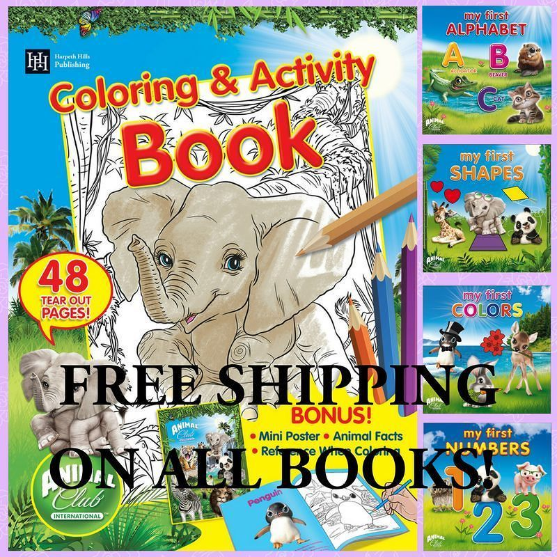 Free Shipping On All Books Only When You Purchase Directly From