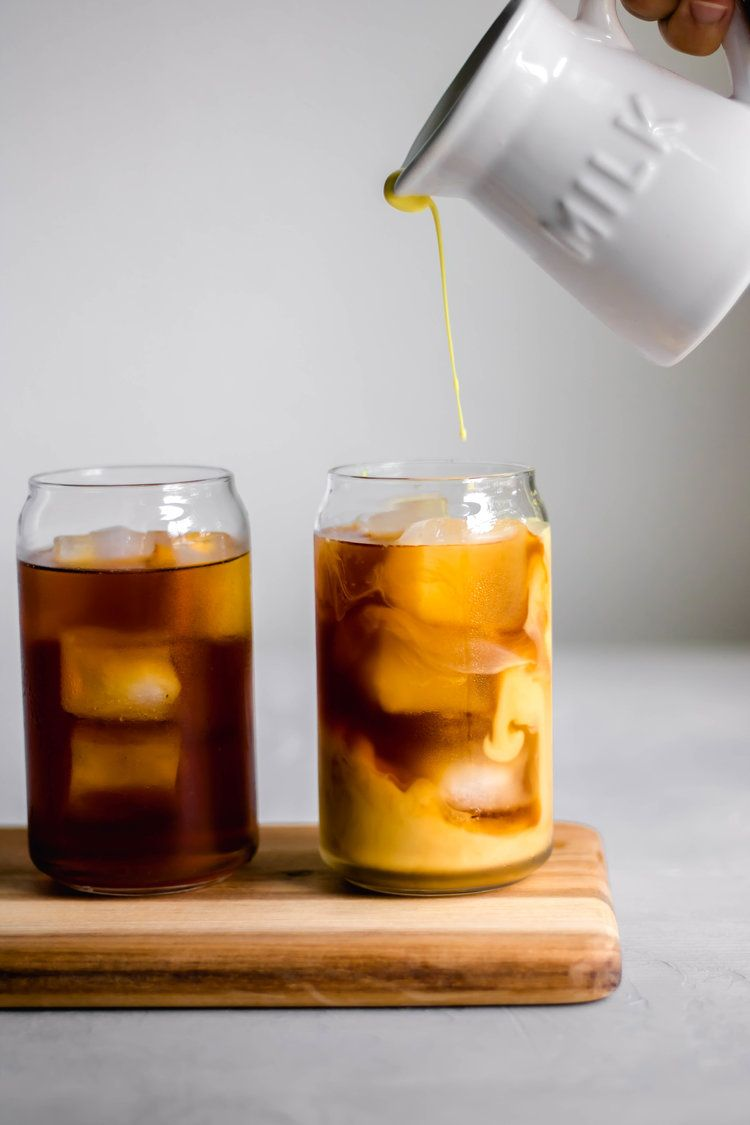 Diy cold brew coffee golden milk with images diy