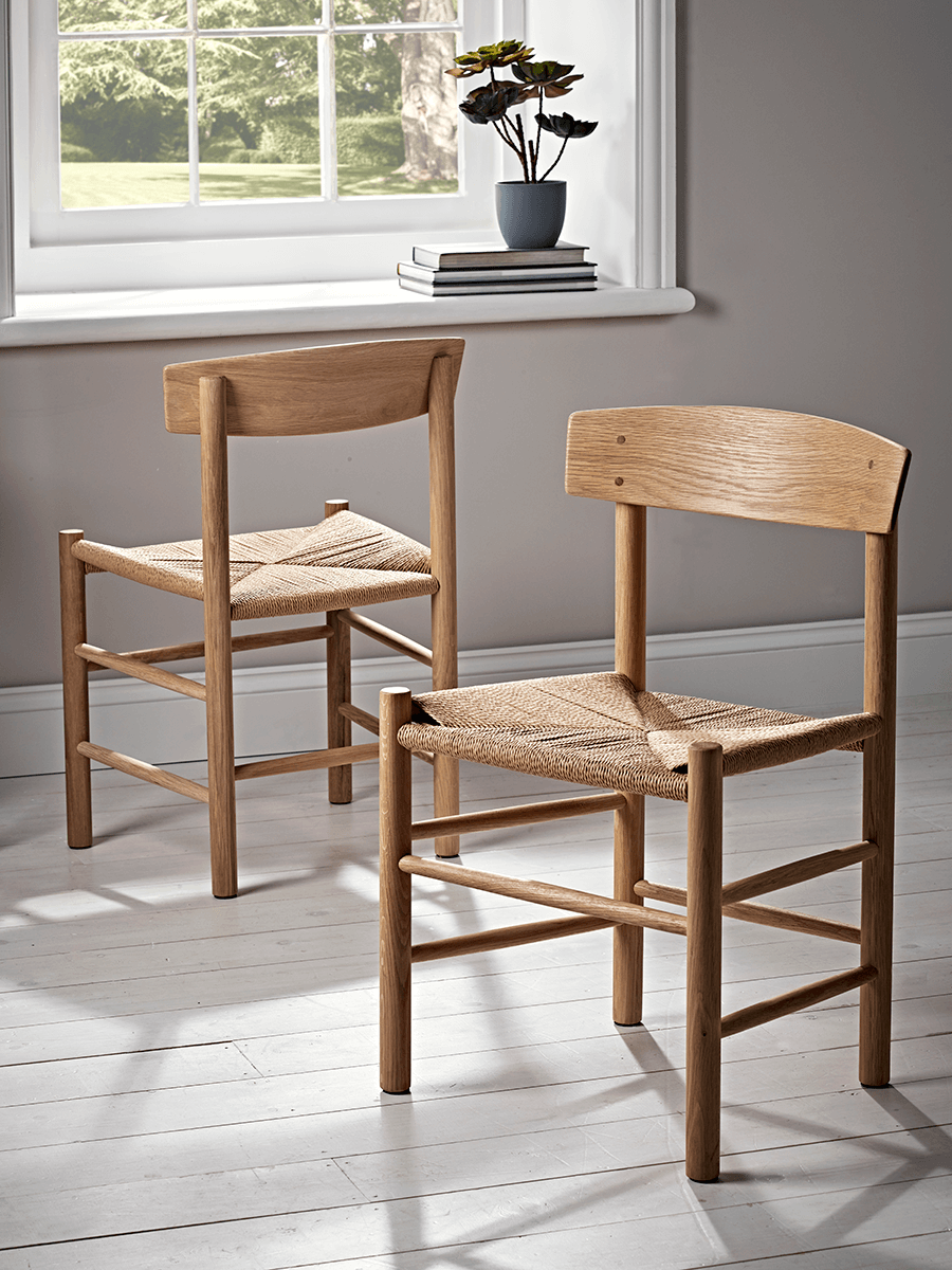 New Two Old School Dining Chairs Luxury