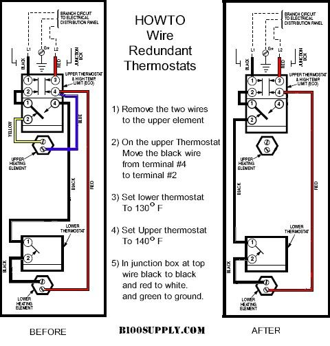 38 How To Wire A Hot Water Heater Diagram Iowa In 2021 Water Heater Thermostat Electric Water Heater Hot Water Heater