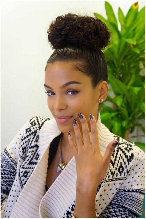 Cool Black Girl Updo Hairstyles Black Hairstyles 2015 Nice Hair