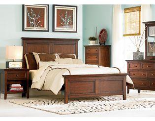 Haverty S Ashebrooke Bedroom Makeover Bedroom Decor