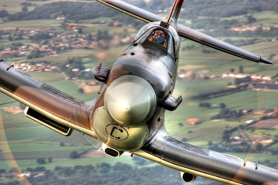 Supermarine Spitfire mk. II