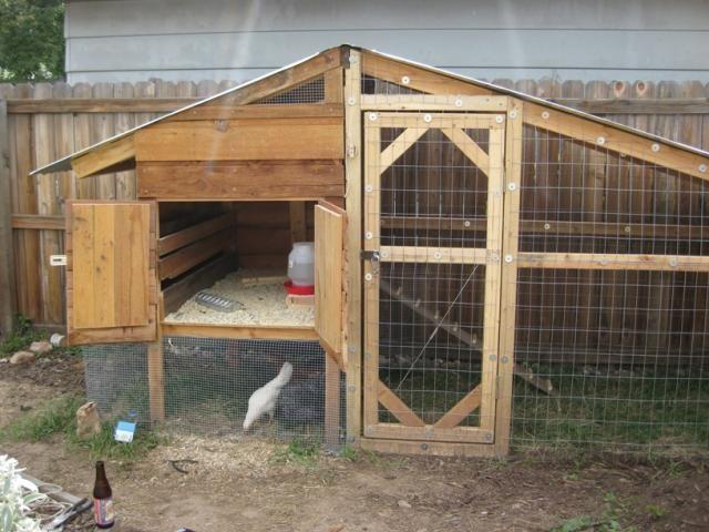 Coloradomikes Colorado Chicken Coop Garden Pinterest