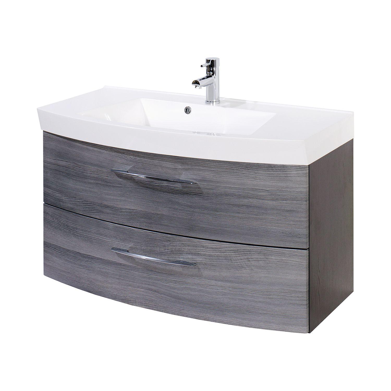 badschrank schwarz badmöbel set 60 cm breit badmöbel