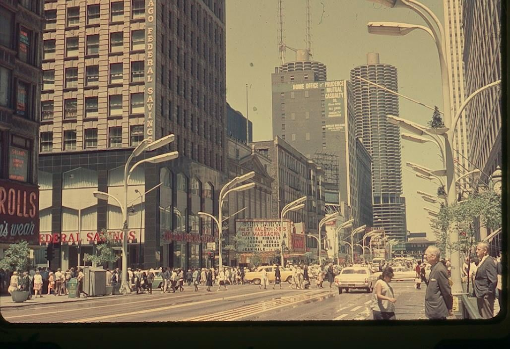 Pin On Chicago Vintage Scenes
