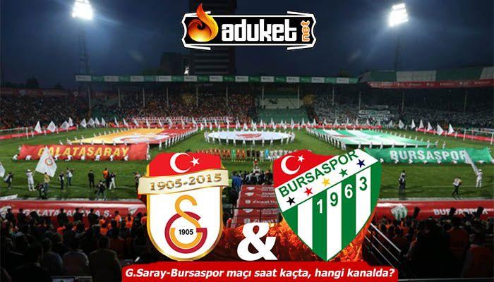 8 Agustos 2015 Bursaspor Galatasaray Superkupa Finali Finaller Sarki Sozleri 8 Agustos