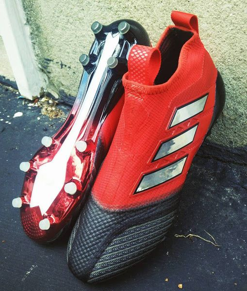 promo code 23268 14d19 The black, red and white next-gen Adidas Ace 17+ Master ...