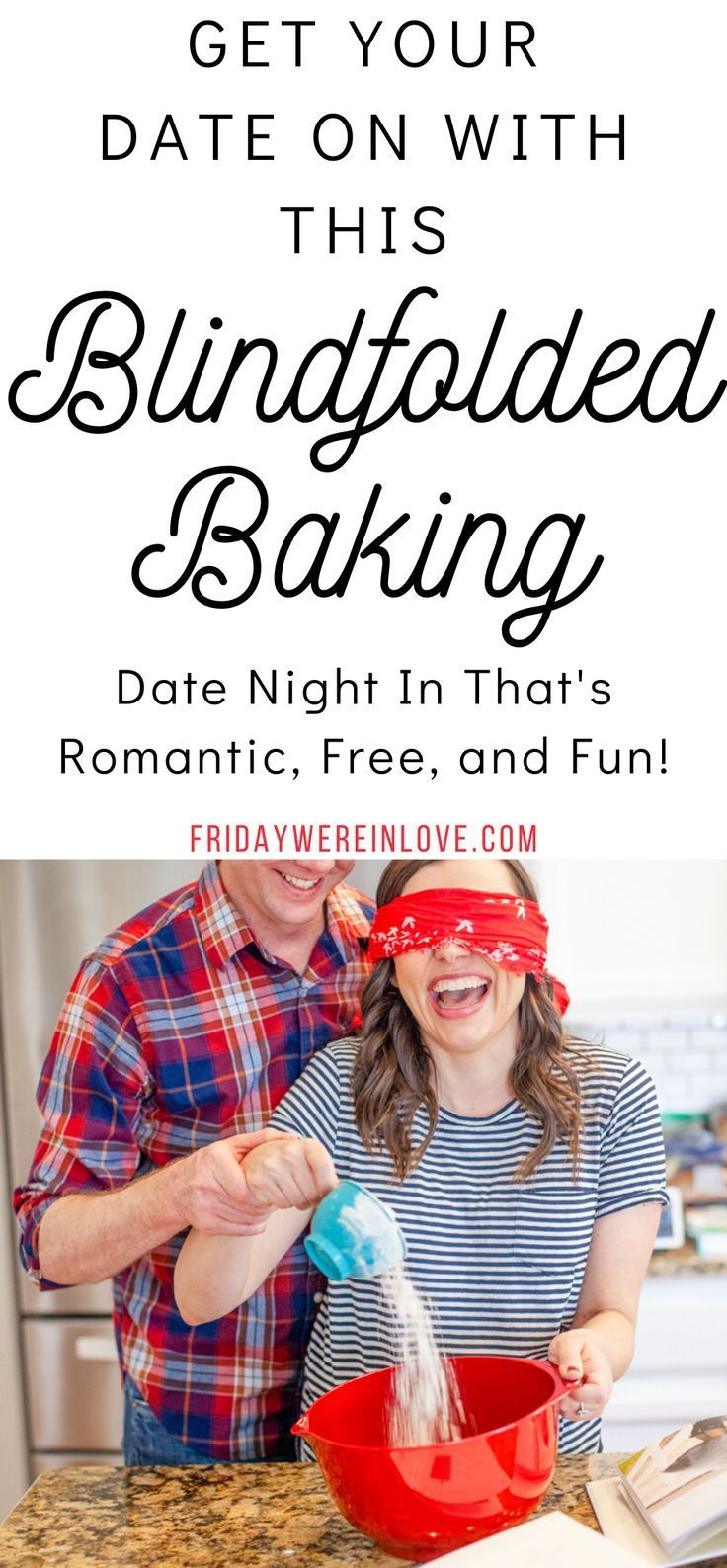 Romantic At-Home Date Idea: Blindfolded Baking -  Get your date on with this romantic date night at home! Blindfolded Baking is a modern update to th - #AtHome #Baking #Blindfolded #Date #firepitideas #Idea #Pregnancycouple #Pregnancycravings #Pregnancygoals #preparingforPregnancy #Romantic #snapchatideas