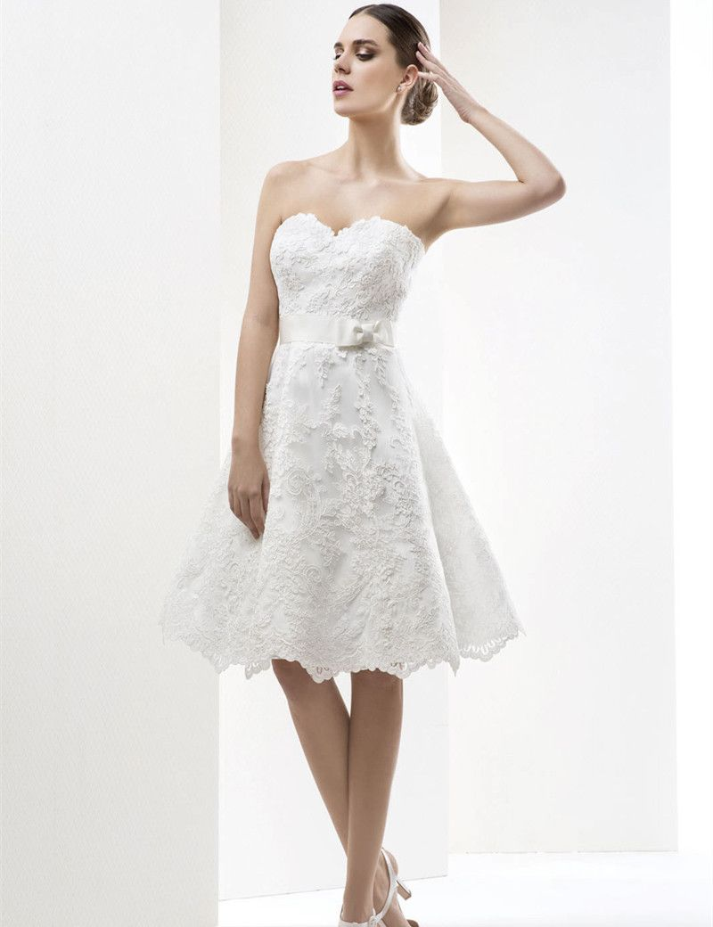 Wedding dress for short girl  Cheap gown bow Buy Quality gown corset directly from China gown