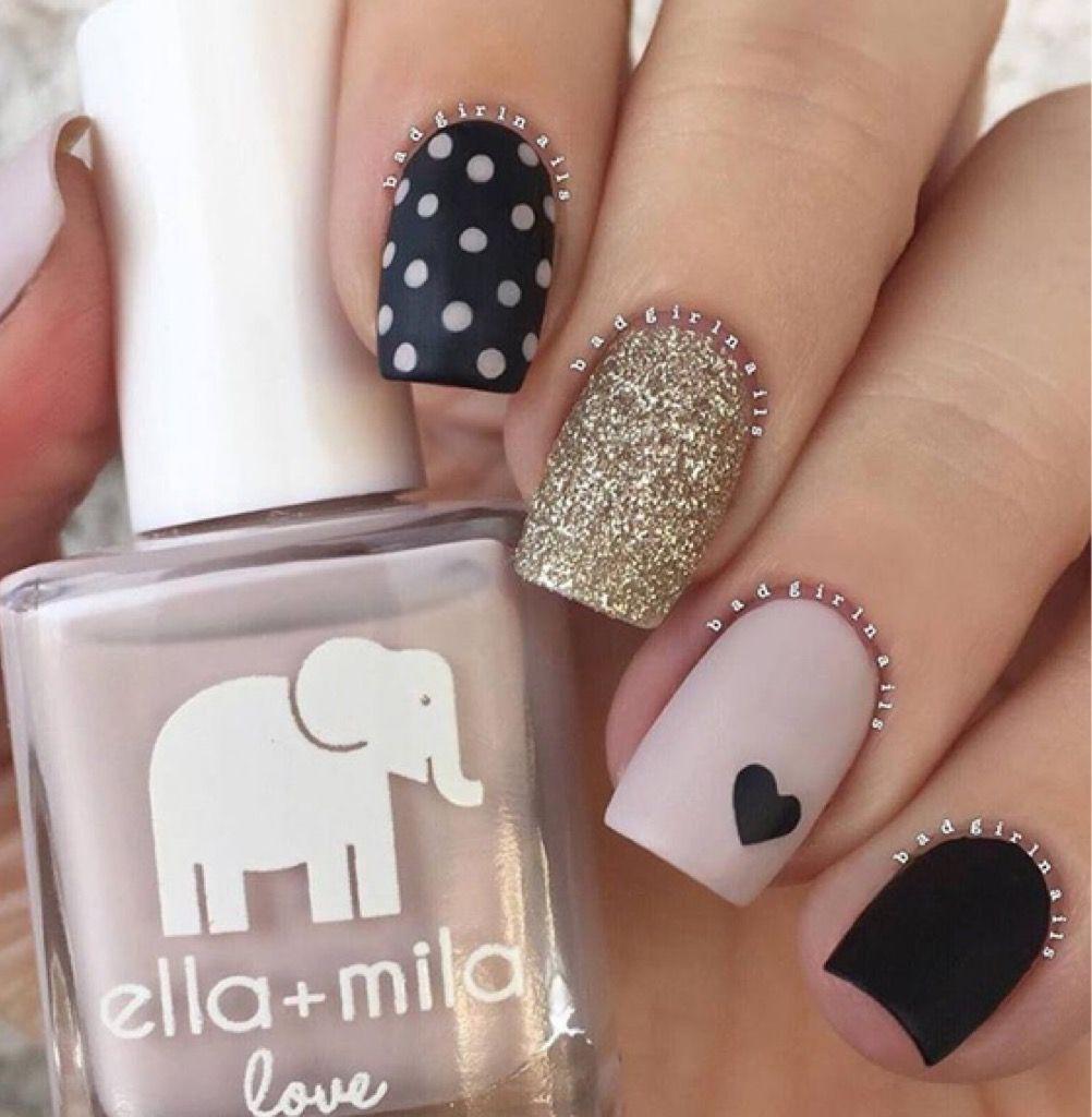 Pin en Manicura de uñas
