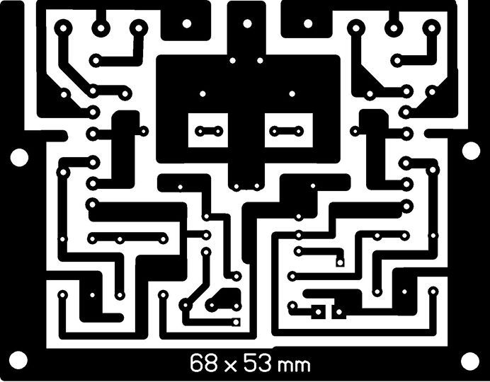 5000w High Power Amplifier Circuit Electronic Circuit Diagram And Layout Audio Amplifier Electronics Circuit Power Amplifiers