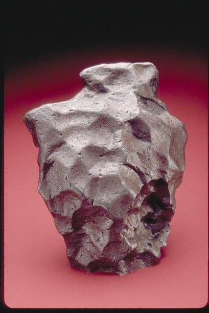 EET 92029,0  Iron-Ung type meteorite from Antarctica weight 1954g