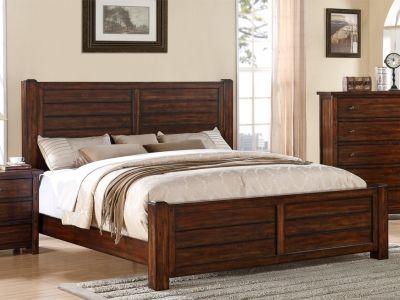 GOOD Queen Bed DS600-QB Dawson Creek, Furniture Factory Direct ...