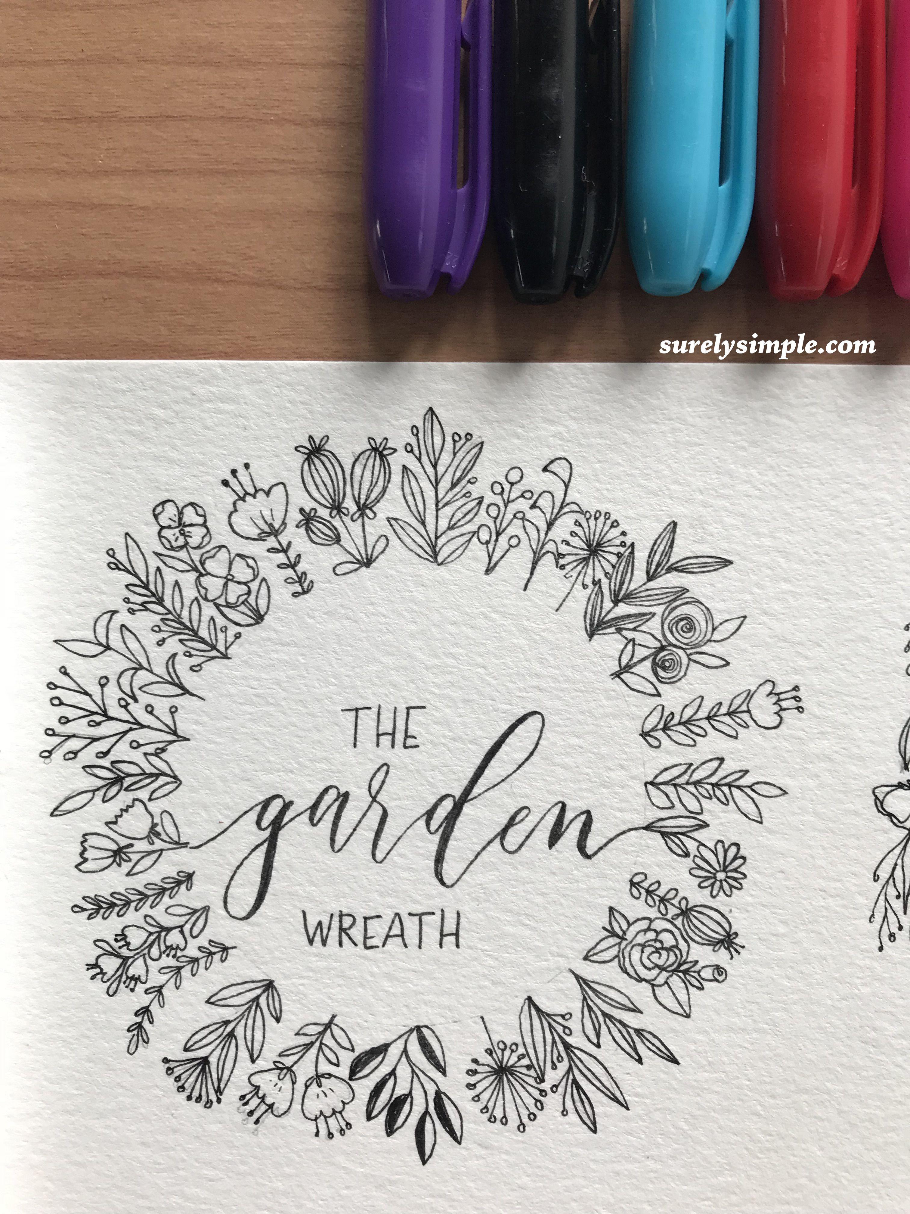 Photo of Jetpens review (+ six wreath doodle ideas!) – Surely Simple