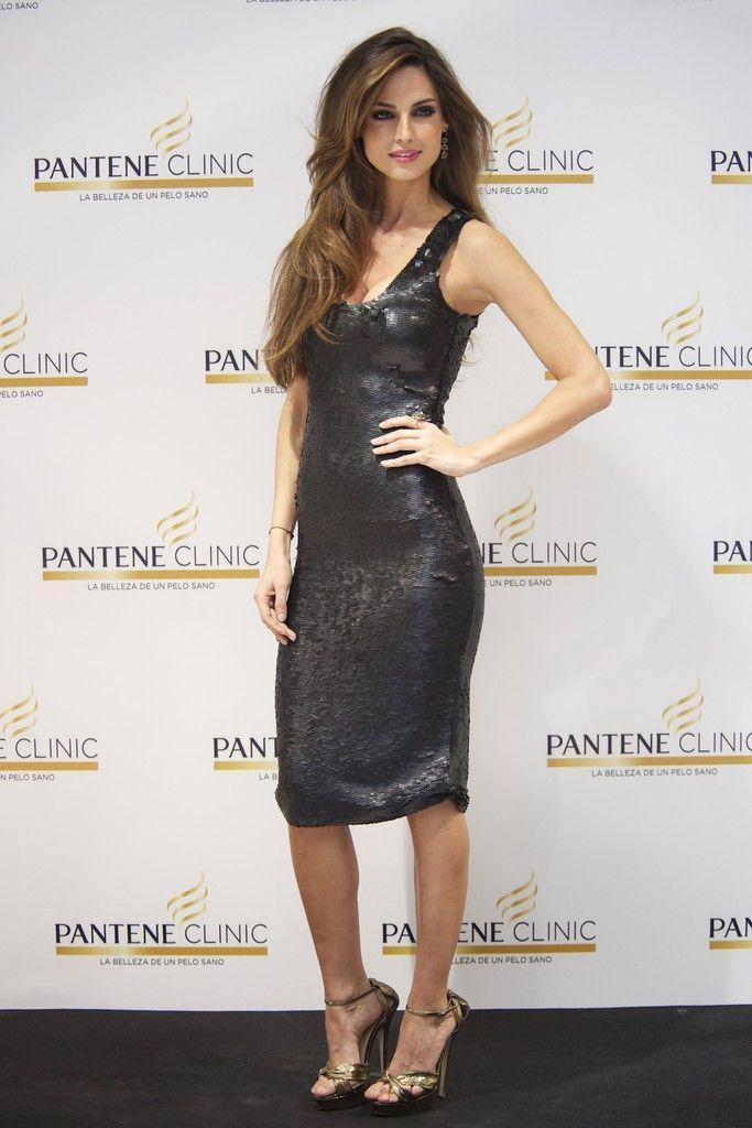 Ariadne Artiles - Sara Carbonero, Ariadne Artiles and Paula Echevarria Inaugurate New Pantene Clinic