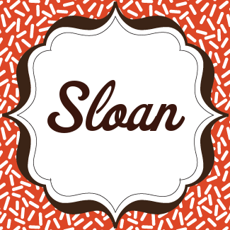 Sloan Taken from the surname, an Anglicization of the Gaelic