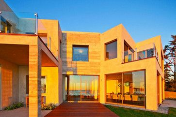 Enjoy the view from this contemporary design