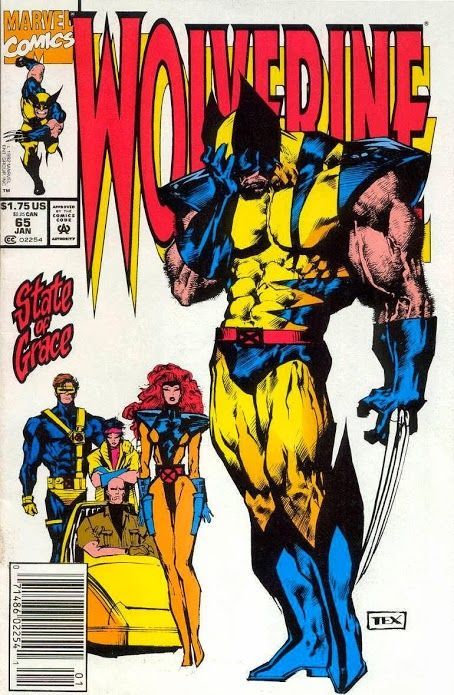 Wolverine 65 cover by mark texeira his art tells a story without wolverine 65 cover by mark texeira his art tells a story without words fandeluxe Gallery