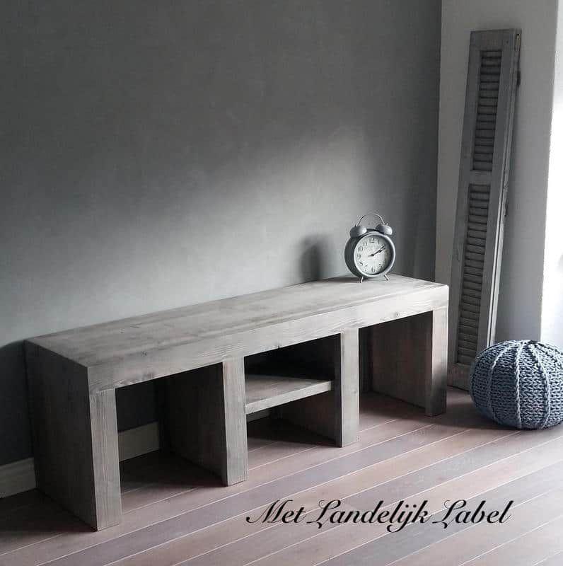 Antiek Grenen Tv Kast.Tv Meubel Bram Home Decor Furniture Home