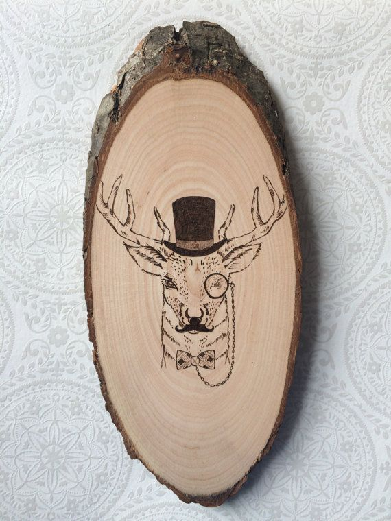 Wood Burned Picture Perfect Gift Ahoy! Photo on Wood Reclaimed Wood