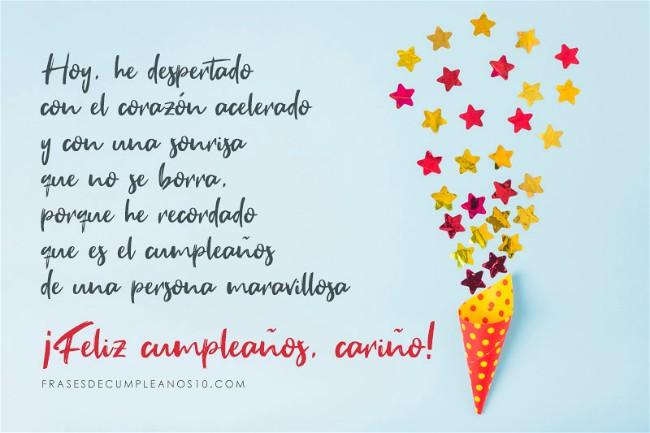 Frases De Cumpleaños Para Alguien Especial 150 Mensajes Feliz Cumpleaños Frases Originales Felicitaciones De Cumpleaños Mensaje De Cumpleaños Amiga