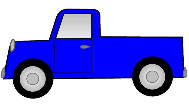 Pickup Truck Clipart Truck Clipart Panda Free Clipart Images Clip Art Free Clip Art Cartoon Clip Art