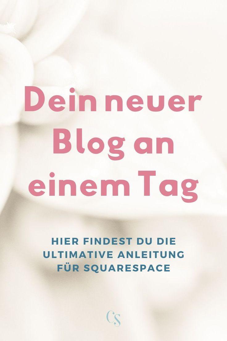 Pin auf Blog und bloggen - so gehts richtig!