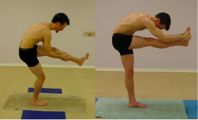 bikram yoga viktminskning