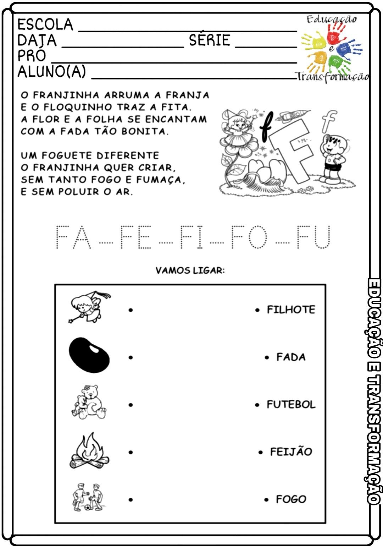 Blog Educacao E Transformacao Turma Da Monica E As Consoantes