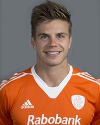 Sander de Wijn - #topsport #sport #hockey #oranje #mannen #selectie - Powered by DataID Company Nederland