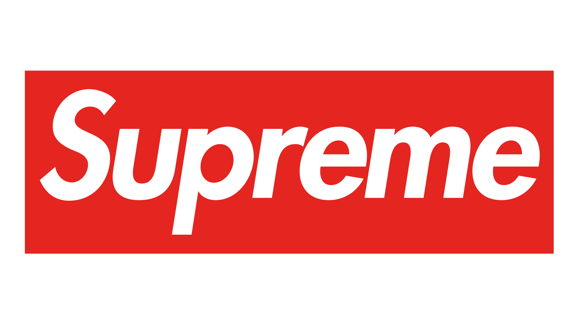 Supreme Supreme logo, Brand stickers, Supreme sticker