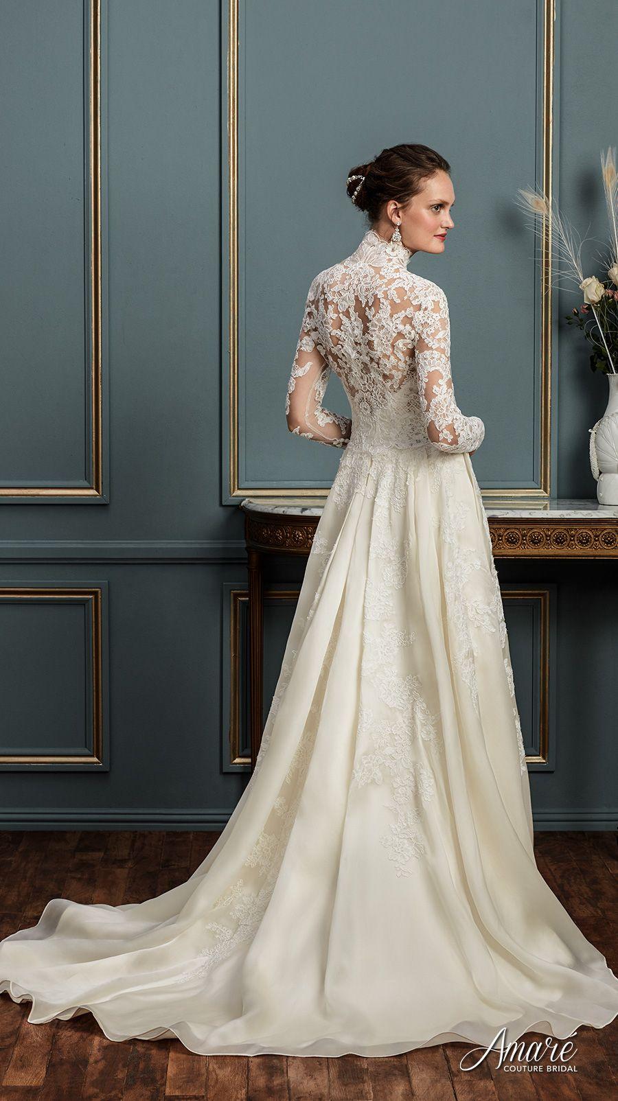Amaré couture spring wedding dresses u the elizabeth collection