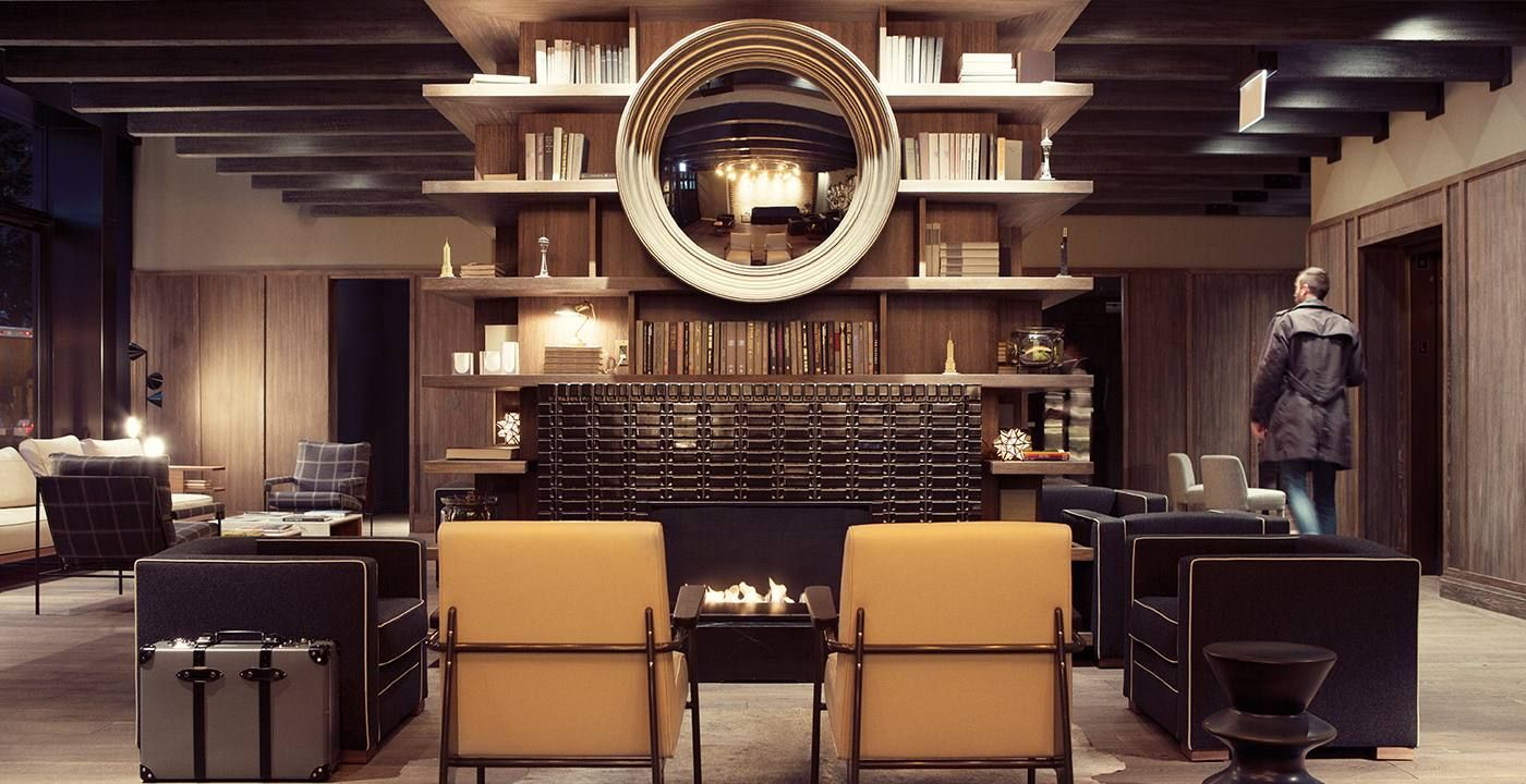 Hot List 2014 Best New Hotels in the United States