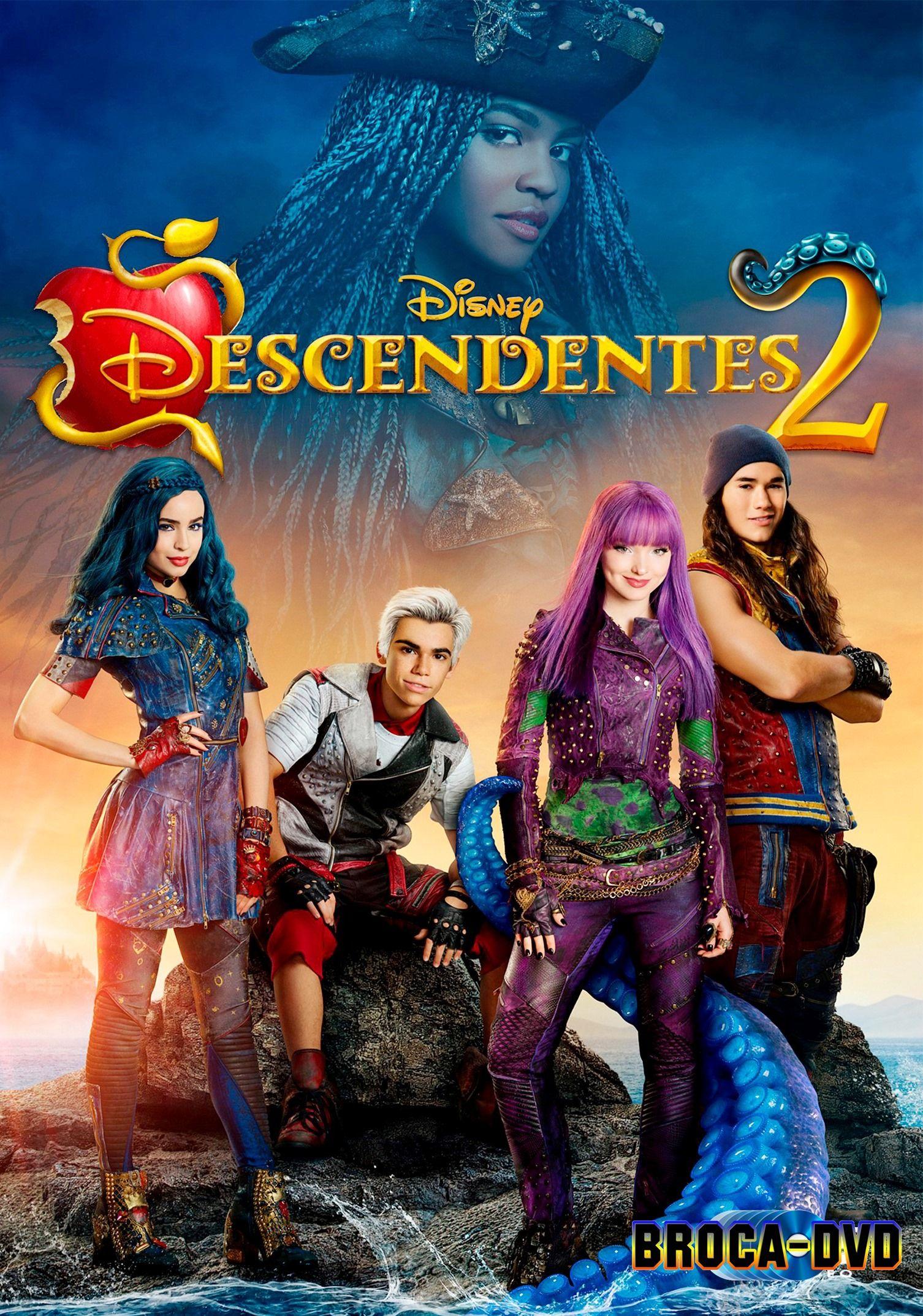 Descendentes 2 Com Imagens Filme Disney Channel Descendentes