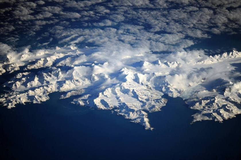 South Georgia is a remote island in the southern Atlantic Ocean.