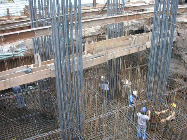 Colocacion De Acero De Refuerzo Civil Engineering Construction Engineering