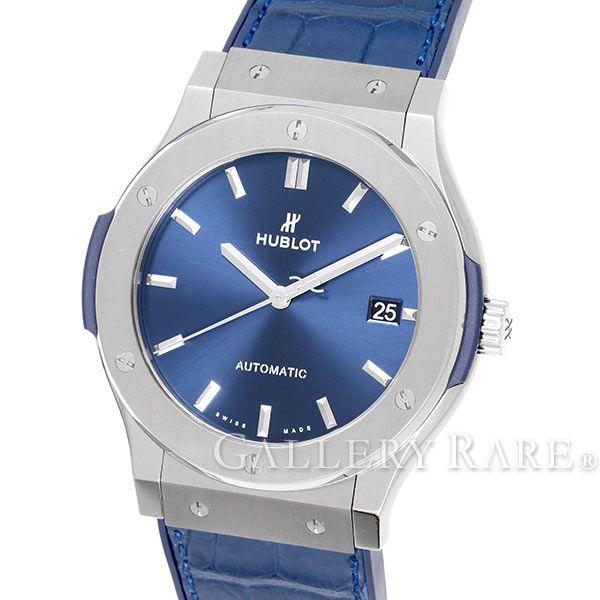 online store 75afc 625a9 ウブロ クラシック フュージョン チタニウム ブルー 511.nx.7170 ...