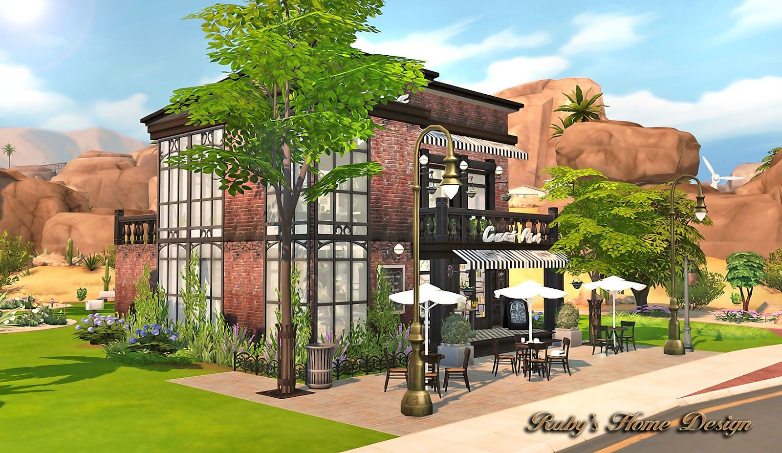 Sims4 deli amp grocery store ruby s home design - Sims4 Deli Grocery Store Ruby S Home Design The Sims Pinterest Grocery Store Home Design And Home