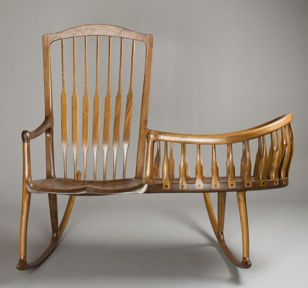 8 Rocking Chair And Cradle Combos
