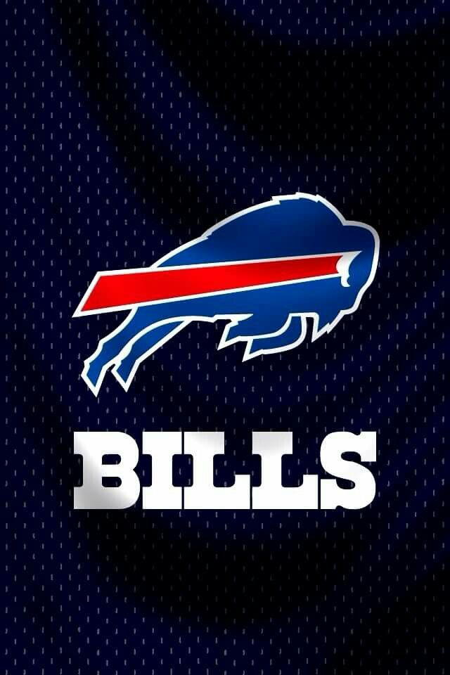 Buffalo Bills Wallpaper Iphone Buffalo Bills Logo Buffalo Bills Football Nfl Football Logos