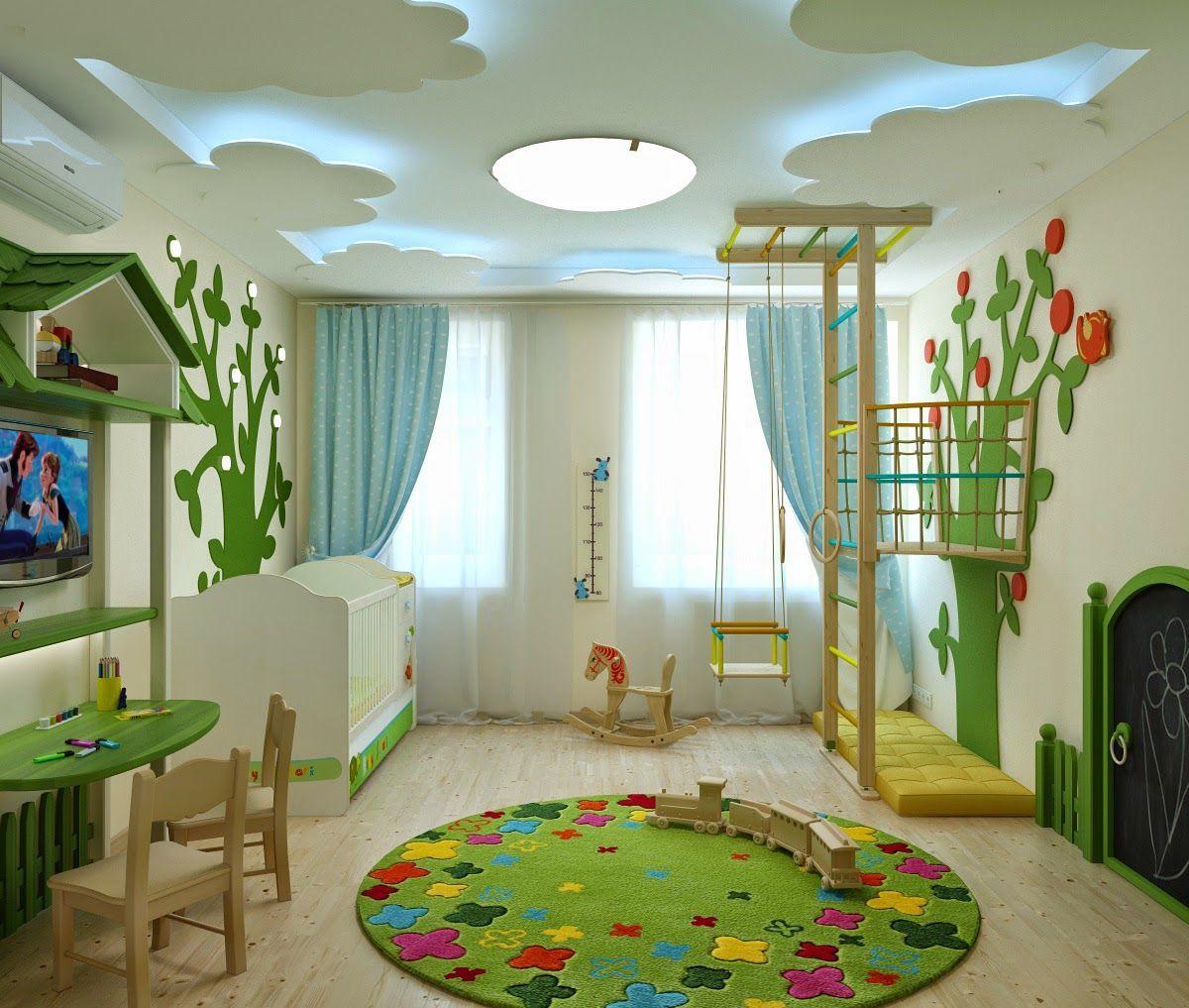 Kinder Traum Wald Kinderzimmer