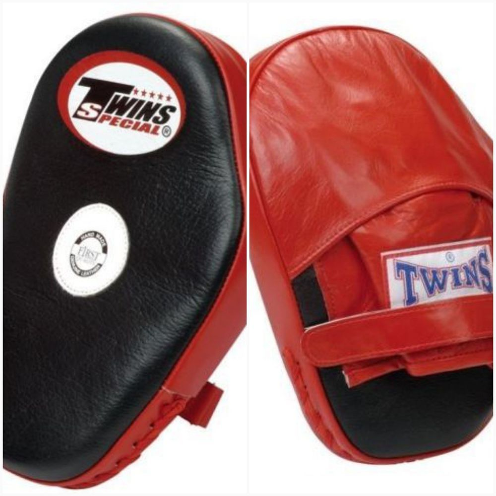 Twins Special PML-10 Muay Thai Boxing Punching Mitts Punch Focus Strike Pads