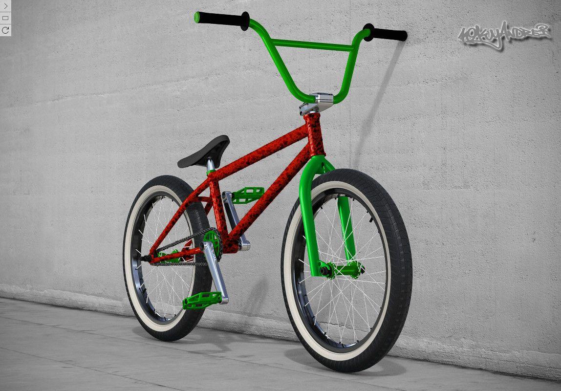 Cool Bmx Bikes Hd Wallpapers Blue Bmx Bike Bmx Bikes Bmx