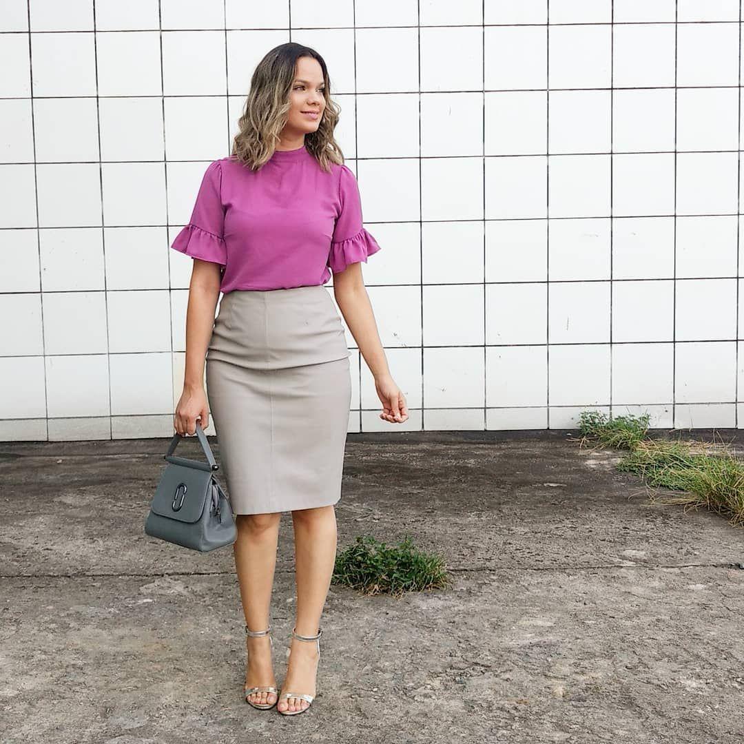Zara Nude Pink Coated Pleated Midi Skirt | saias e vestidos
